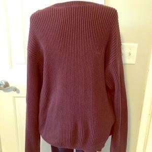 TIMBERLAND ribbed sweater